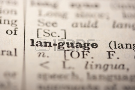 8356060-word-language-from-the-old-dictionary-a-close-up