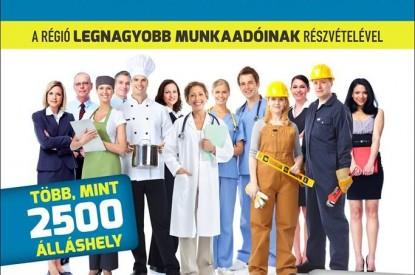 állásbörze-Plakát
